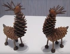 1 million+ Stunning Free Images to Use Anywhere Pine Cone Art, Pine Cone Crafts, Pine Cones, Acorn Crafts, Wood Crafts, Diy And Crafts, Crafts For Kids, Autumn Crafts, Nature Crafts