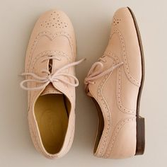 J. Crew Girls Oxfords