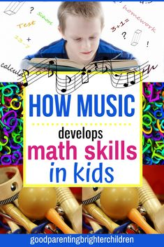 Here are 12 activities using music classical music with kids to increase early math language development, motor skills and memorization. Powerful music ideas to help kids, toddlers, preschoolers and special needs children. Music Activities For Kids, Music For Kids, Math For Kids, Preschool Activities, Kids Learning, Learning Music, Dementia Activities, Creative Activities, Educational Activities