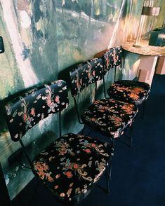 Patterns. #interiorlove Asian Design, Patterns, Chair, Interior, Instagram Posts, Furniture, Home Decor, Block Prints, Decoration Home