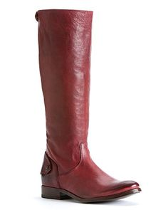 Frye Boots - Melissa Button Back Zip | Bloomingdale's