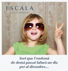 Moments Escala www.escalasabates.cat #escalasabates #sabates #zapatos #calzado #moda #escalamoments