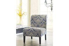 Sapphire Honnally Accent Chair View 1