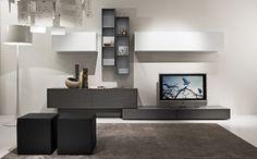 Arredare un soggiorno grande - Fotogallery Donnaclick