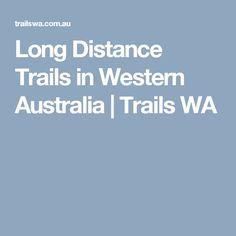 Western Australia's long-distance trails include the Bibbulmun Track walk trail and the Munda Biddi mountain bike trail. Mountain Bike Trails, Sandy Beaches, Western Australia, Long Distance, Exploring, Walking, Victoria, Lifestyle, Beautiful