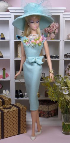 Bayou Vista in Aqua | Matisse Fashions and Doll Patterns
