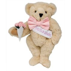 "15"" Feliz Dia de las Madres! Bear from Vermont Teddy Bear. $69.97. #MothersDay"