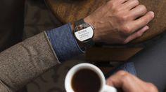 Relógios com Android poderão funcionar com o iPhone +http://brml.co/1PsMnTL