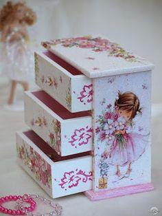 Unicorn Room Decor, Decorative Boxes, Home Decor, Kimono, Floral, Xmas, Angels, Craft Stores, Napkins
