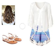 """""""Beach"""" by lilykc3 on Polyvore"""