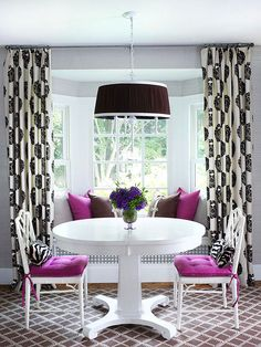 Four Bay Window Treatment Ideas That Work