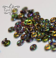 NEW OBeads  Magic Orchid 95000 by CzechLaVie on Etsy, $3.06