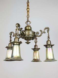 antique church light fixtures