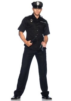 What necessary adult policeman costume recommend you