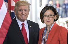 US-Botschaft wird verlegt: Trump erkennt St. Pölten als Hauptstadt Österreichs an Donald Trump, Satire, Coat, Fashion, Moda, Fasion, Peacoats, Coats, Sarcasm