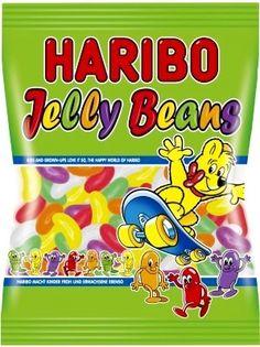 HARIBO cukierki owocowe Jelly Beans - 175 g | niemieckie produkty w sklepkratka.pl