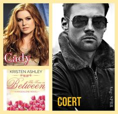 Coert and Cady visual - The Time in Between by Kristen Ashley