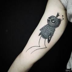 Panakota tattoos www.instagram.com... #tattoo #tatuaz #tattoowork #project #design #ink #inked #graphic #tattuaggio #btattooing #tattuaje #illustration #татуировка #тату #tetovani #tätowierung #tatuajes #panakota #littletattoos #owl #stolas