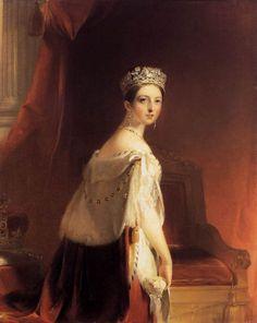The grandmother of Europe: Koningin Victoria van het Verenigd Koninkrijk (1819 -1901) en Keizerin van India