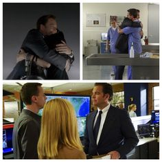 """""""Now Tony makes his way through a series of goodbyes.  First, a raw and very real emotional moment with Abby.  Then a respectful and professional DiNozzo leaves his gun and badge with Director Vance.  Vance's appreciative glance says volumes.  Then a warm exchange with Palmer and Ducky summing up years of professionalism and friendship.  Finally, a special goodbye with McGee and Bishop.  A passing of the baton to Tim.  Now McGee is the 'Very Special Agent'. And Tony and Bishop had become…"""
