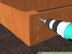 how to build a garden box 25 build garden box 4x4 also image titled build raised vegetable garden boxes step 4 most searched in 2018 eb