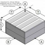 Tuintafeltje en bijzettafel in lounge model, om zelf te maken van steigerhout.