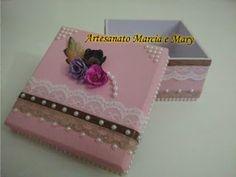 Artesanato Marcia e Mary:                          ...