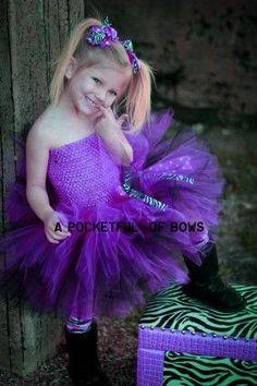Purple and Black Tutu Dress, Monster High Tutu, Birthday Tutu Dress Tutu Outfits, Cute Girl Outfits, Birthday Tutu, Birthday Dresses, Monster High Tutu, Witch Tutu, Princess Tutu Dresses, Christmas Tutu, Emma Style