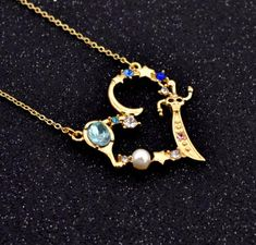 Colar Coração Sailor Netuno e Sailor Urano Sailor Moon, Manga, Geeks, Pendant Necklace, Jewelry, Anime Outfits, Pendants, Diy Kid Jewelry, Necklaces