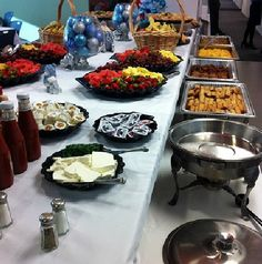 G. Elliot's Catering has delighted corporate clients since 1993. We have catered small events at downtown attorney's offices to large corporate events at various locations in the Tampa Bay area including the Port of Tampa. Call at 813-748-6315 for more information about corporate catering in Tampa or visit our website.