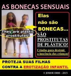 BONECAS SENSUAIS