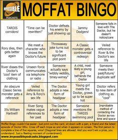 Moffat bingo.
