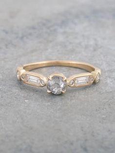 Lucinda Illumination Diamond Ring
