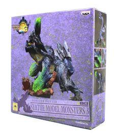 Amazon.com: Monster Hunter 3G DX Statue Model Monsters 3 Figure - Bracchidios: Toys & Games