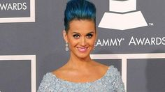 is blue her color??
