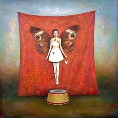 Duy Huynh painting - Imago Stage