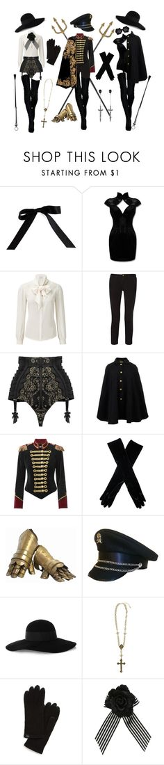 """Prince Olivier"" by petitepasserine ❤ liked on Polyvore featuring Bocage, Current/Elliott, Bordelle, PYRUS, Pinky Laing, Alexon, Eugenia Kim, Echo and 21dgrs"