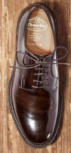 Church's Shoes #menswear #shoes