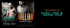 #NicoleSnow & #SabrinaPaige Double Book #Giveaway #amreading #Romance