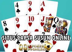 Situs Capsa Susun Online - Situs capsa susun online dengan pelayanan yang terbaik dan memuaskan dengan minimal deposit 10rb hanya di qqiupoker99online.