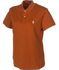 Ladies Ralph Lauren Texas Orange Texas Polo, I want this so bad!
