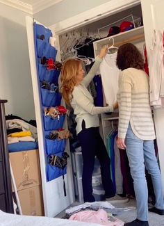 Closet Organizing Basics - Chaos to Order - Chicago Professional Organizing Experts for Home and Office Closet Organization, Organizing, Organized Closets, Today Is National, Home Repairs, Getting Organized, Blog, Blogging, Shop Organization