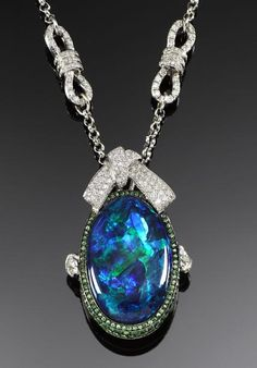 it's $88,500.  this is $88,500.  it is a 22.63 carat australian black opal, and it is $88,500.