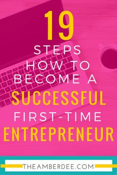What are the first steps into starting a business?
