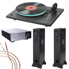 Complete Analog Turntable System 2: $3,660 #Vinyl #VinylRecords #Records #SoundStageDirect #RecordCollectors #RecordCollecting #Turntables #Rega #Audiophile