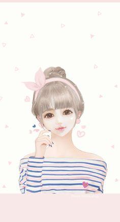 Imagen de wallpaper, Enakei, and Nana