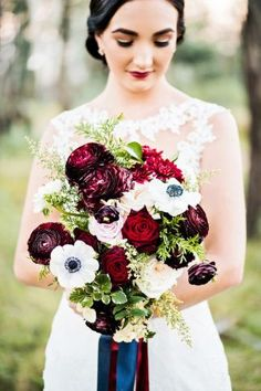 navy blue wedding flowers bridal flowers - Page 86 of 99 - Wedding Flowers & Bouquet Ideas Navy Blue And Gold Wedding, Burgundy Wedding Flowers, Rose Wedding Bouquet, White Wedding Bouquets, Fall Wedding Colors, Red Wedding, Wedding Ideas, Wedding Themes, Navy Flowers