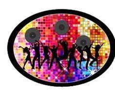 Discoteca Anos 60-70-80 Display De Mesa10display De Mesa - R$ 39,99 em Mercado Livre