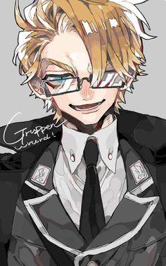 Twitter Anime Drawing Styles, Cute Art Styles, Vintage Cartoon, Male Face, Light Art, Art Tips, Hetalia, Character Inspiration, Anime Art