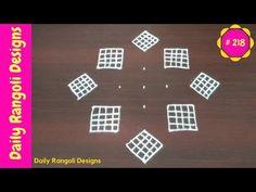 easy rangoli,simple rangoli,daily rangoli,very Simple Dotted padi kolam dots,ea. Rangoli Kolam Designs, Kolam Rangoli, Rangoli Simple, Padi Kolam, Beautiful Rangoli Designs, Floor Art, Dots, Friday, Youtube